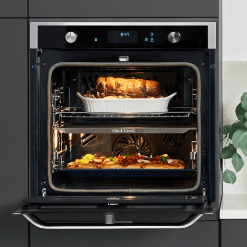 samsung dual cook